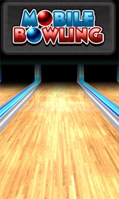 Download free mobile game: Mobile bowling - download free games for mobile phone
