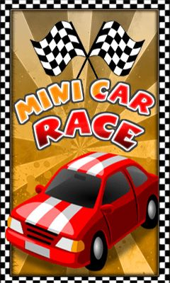 Download free mobile game: Mini car race - download free games for mobile phone