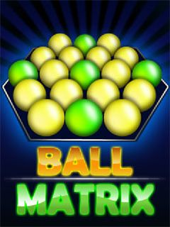 Download free mobile game: Ball matrix - download free games for mobile phone