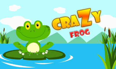 Download free mobile game: Crazy frogling - download free games for mobile phone