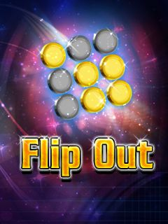 Download free mobile game: Flip out - download free games for mobile phone