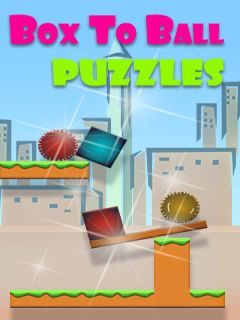 Download free mobile game: Box to ball puzzles - download free games for mobile phone