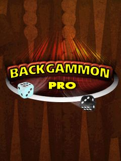 Download free mobile game: Backgammon pro - download free games for mobile phone