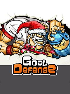 Download free mobile game: Goal defense - download free games for mobile phone