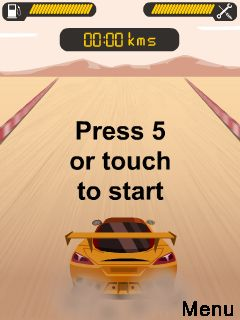 Mobile game Speed up - screenshots. Gameplay Speed up
