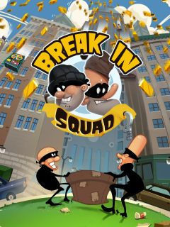Download free mobile game: Break in squad - download free games for mobile phone