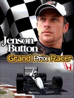 Download free mobile game: Jenson Button: Grand prix racer - download free games for mobile phone