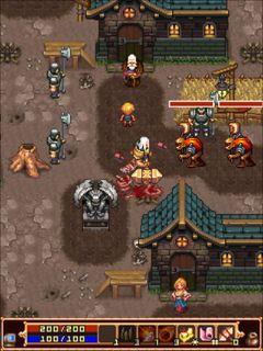 God of war 2 extinction java game for mobile hammer of god of war