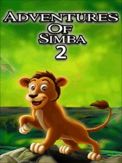 Adventures of Simba 2 game ponsel Java jar