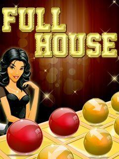 Java game screenshots Full house. Gameplay Full house