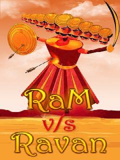 Download free mobile game: Ram vs Ravan - download free games for mobile phone