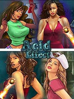 Download free mobile game: Acid effect - download free games for mobile phone