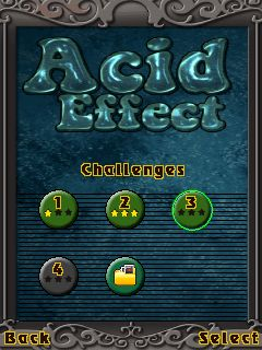 Mobile game Acid effect  - screenshots. Gameplay Acid effect