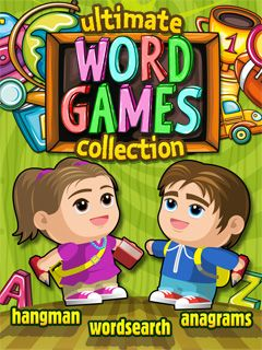 Download free mobile game: Ultimate word games - download free games for mobile phone