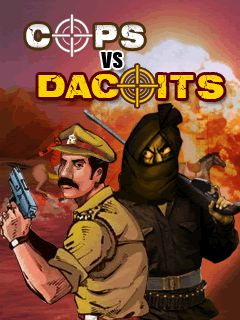 Download free mobile game: Cops vs dacoits - download free games for mobile phone