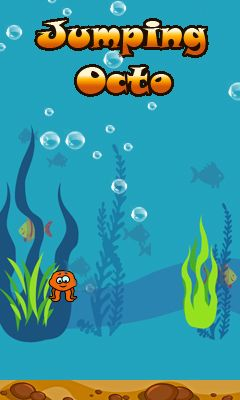 Download free mobile game: Jumping octo - download free games for mobile phone