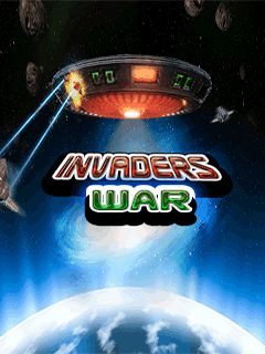 Download free mobile game: Invaders war - download free games for mobile phone