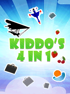 Download free mobile game: Kiddo's 4 in 1 - download free games for mobile phone