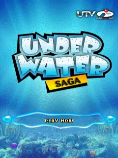 Download free mobile game: Underwater saga - download free games for mobile phone