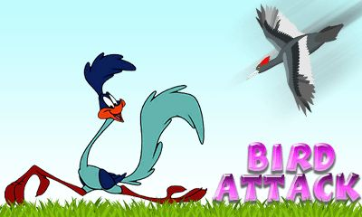 Download free mobile game: Bird attack - download free games for mobile phone