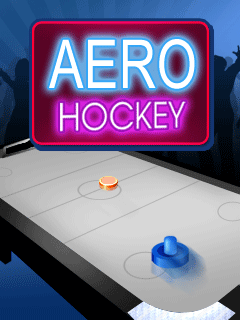 Download free mobile game: Aero hockey - download free games for mobile phone