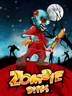 Download free mobile game: Zombie bites - download free games for mobile phone