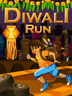 Download free mobile game: Diwali run - download free games for mobile phone