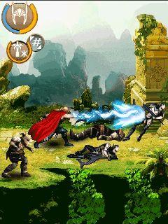 Thor game ponsel Java jar