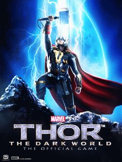 Download free mobile game: Thor: The dark world - download free games for mobile phone