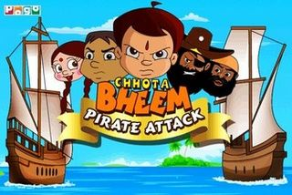 Download free mobile game: Chhota Bheem: Pirate attack - download free games for mobile phone