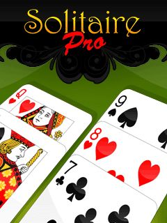 Download free mobile game: Solitaire pro - download free games for mobile phone