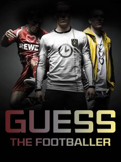 Download free mobile game: Guess the footballer - download free games for mobile phone