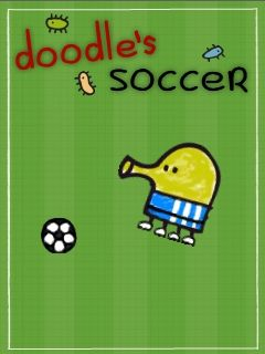 Download free mobile game: Doodle's soccer - download free games for mobile phone