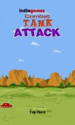In addition to the  game for your phone, you can download Combat: Tank attack for free.