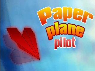 Download free mobile game: Paper plane pilot - download free games for mobile phone