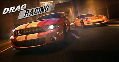Drag racing game ponsel Java jar