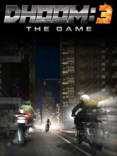 Download free mobile game: Dhoom 3: The game - download free games for mobile phone