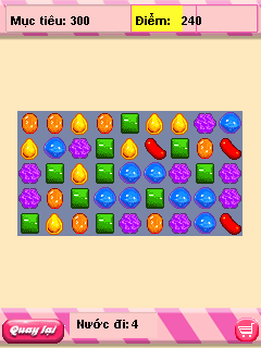 Mobile game Candy crush: Saga - screenshots. Gameplay Candy crush: Saga