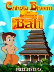 In addition to the  game for your phone, you can download Chhota Bheem and the throne of Bali for free.