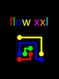 Download free mobile game: Flow XXL - download free games for mobile phone