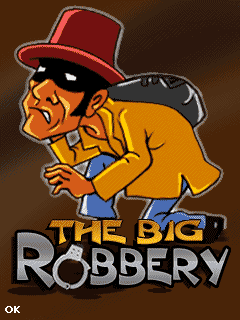 Download free mobile game: The big robbery - download free games for mobile phone