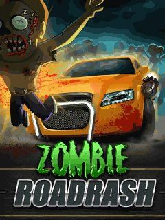 Download free mobile game: Zombie roadrash - download free games for mobile phone