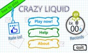 In addition to the  game for your phone, you can download Crazy liquid for free.