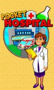 In addition to the  game for your phone, you can download Pocket hospital for free.