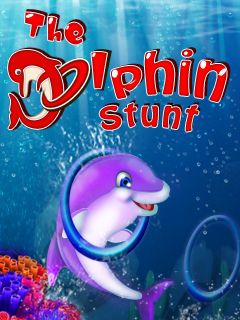 Download free mobile game: The dolphin stunt - download free games for mobile phone