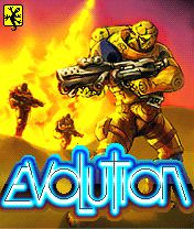 Download free mobile game: Evolution - download free games for mobile phone