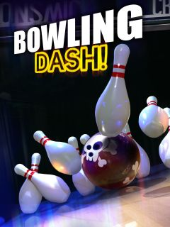 Download free mobile game: Bowling dash - download free games for mobile phone