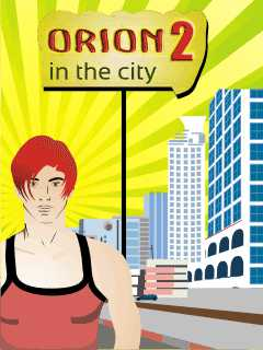 Download free mobile game: Orion in the city 2 - download free games for mobile phone