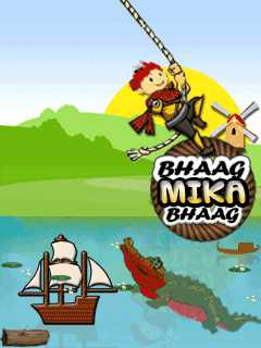 Download free mobile game: Bhaag, Mika, bhaag - download free games for mobile phone