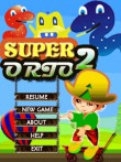 In addition to the free mobile game Super Orio 2 for iPhone 3G download other Apple iPhone 3G games for free.